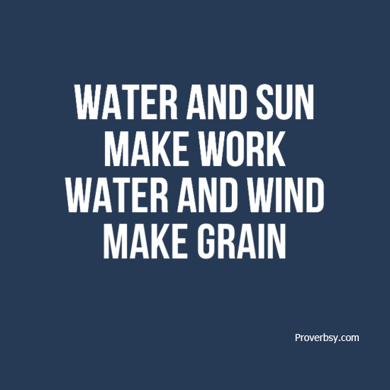 how to make water from the sun
