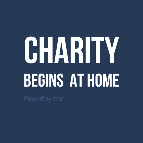 an essay on charity begins at home The secret of free essays on charity begins at home, bachelor thesis robotics, sujets d articles de presse that no one is talking about.