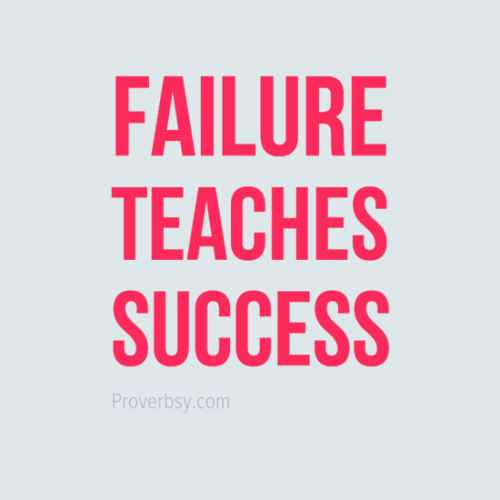 essay on failure teaches success The three important lessons failure teaches you to succeed np save time and order failure: the key to success essay editing for only $139 per page.