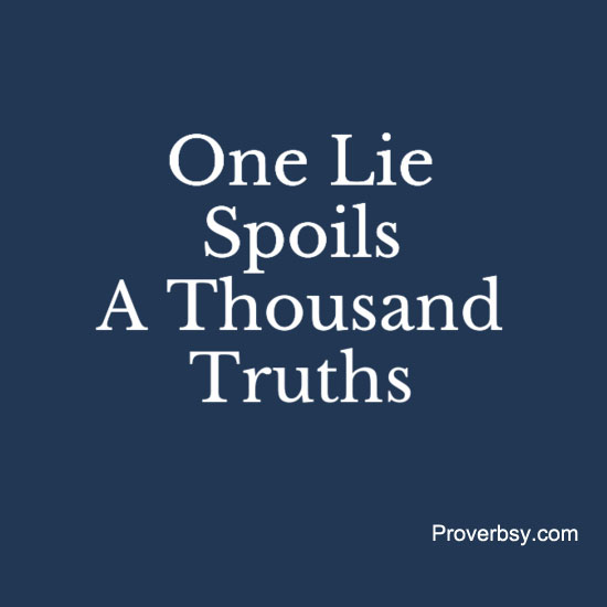 Lying Cheating Girlfriend Quotes: African Proverbs